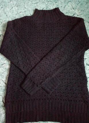 🎁 свитерок ажурной вязки