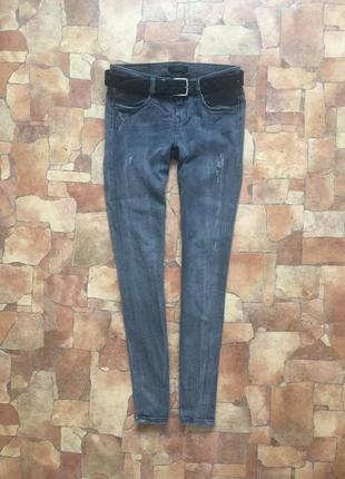Фирменные узкие джинсы от firetrap