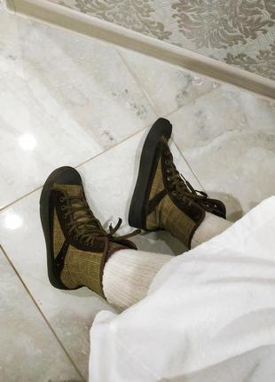 Зимние кеды,кроссовки