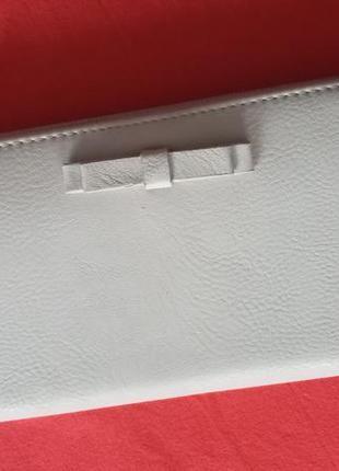 Великий вмісткий гаманець (кошелек, клатч)