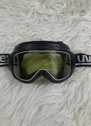 Горнолыжная маска очки uvex air-stream double lens anti-fog  оригинал
