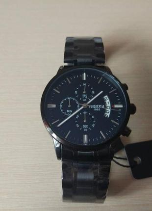 Мужские наручные часы nibosi 2309 silver1 фото
