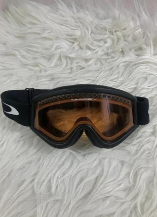 Горнолыжная маска очки oakley оригинал