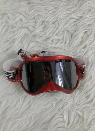 Горнолыжная маска очки arnette зеркальное оригинал