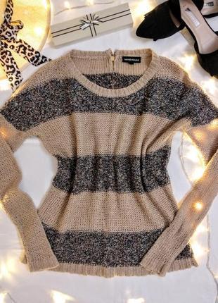 Теплый свитер warehouse