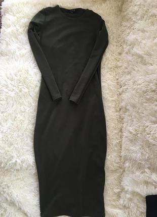 Сукня міді z.p.b.,брендова