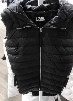 Жилетка karl lagerfeld