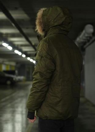 Мужской пуховик, мужская зимняя куртка.2 фото