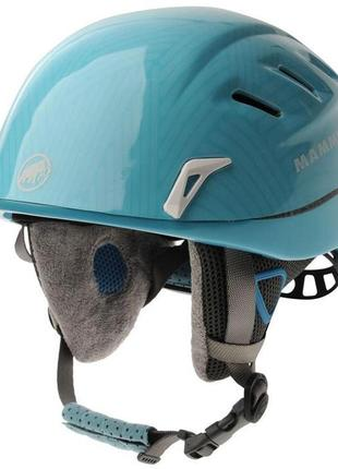 Горнолыжный шлем mammut alpine rider.