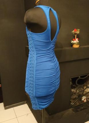 Платья цвета электрик 2019 - купить недорого вещи в интернет ... 18f256c56f0