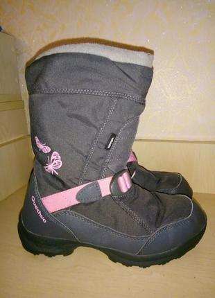 Термо ботинки quechua