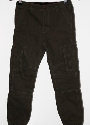 Детские брюки george с манжетами на резинке