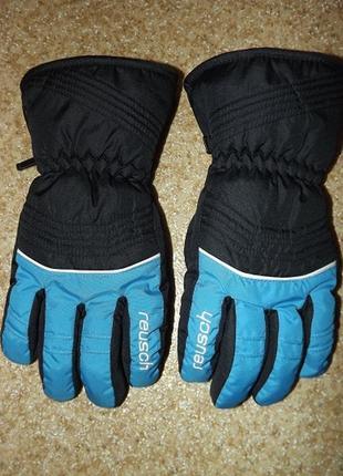 Горнолыжные перчатки reusch bero r-tex xt junior