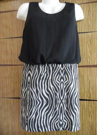 Платье 2в1, новое next. размер 14 – идет на 48