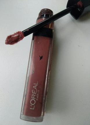 Блеск для губ l'oréal