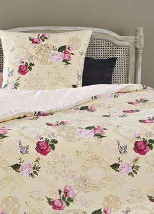 Красивенный постельный комплект в стиле прованс meradiso  германия 220 x l 230 см1 фото