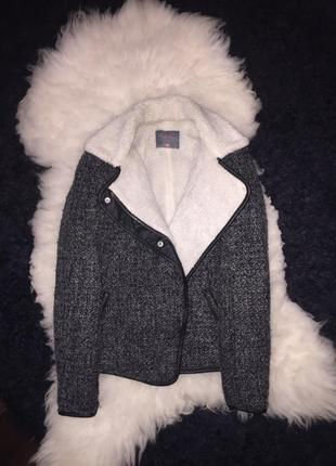 Пальто,косуха с мехом,дублёнка,куртка овчина