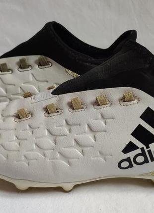 Бутсы adidas techfit. размер 36