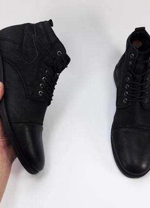Bugatti  ботинки туфлі туфли полуботинки дезерты черевики челси