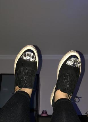 Взуття miu miu