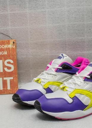Лютые яркие кроссовки мужские новые  puma размер 44,5 стелька 28.5 см