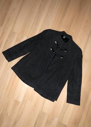 Накидка, пиджак, пальто zara