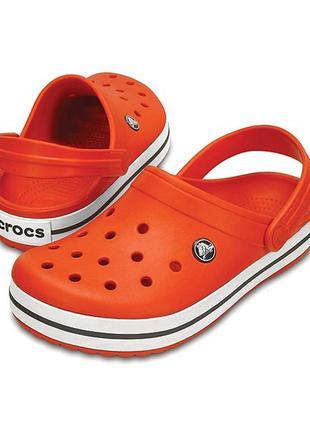 Сабо crocs w9