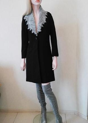 Французское пальто - кардиган