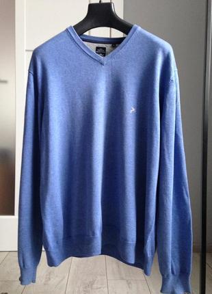 Мужской джемпер свитер  хл|фирма montino/ брэндовые вещи - доступные цены!!!