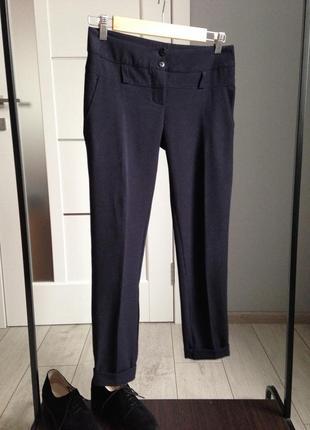 Классические брюки с зауженной штаниной/ брэндовые вещи - доступные цены!!!