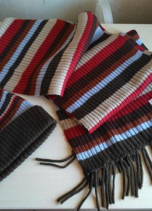 Набор шапка и шарф she германия