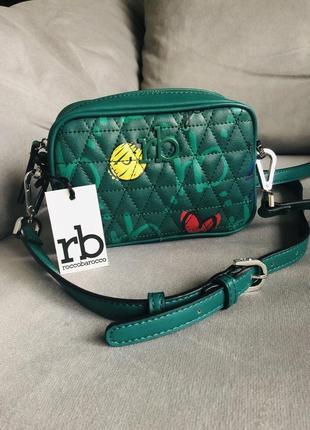 Новая трендовая сумка от итальянского бренда roccobarocco (оригинал)