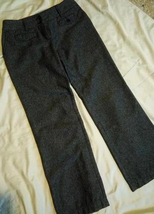Теплые штаны в составе шерсть