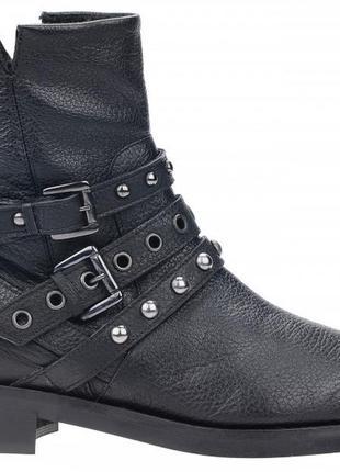 Супер стильные ботинки braska, натуральная кожа