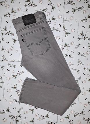 Шикарные узкие джинсы levis оригинал, размер 46-48