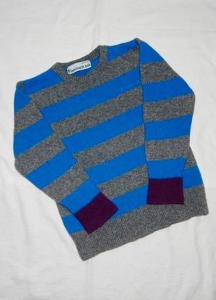 Шерстяной свитер, 7-8 лет, свитерок, джемпер, свитшот, шерсть