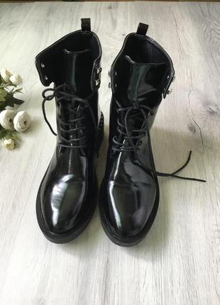 Стильные ботинки bobo, размер 413 фото