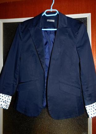 Пиджак, жакет montego, покупка с германии, р. м, л. акция!