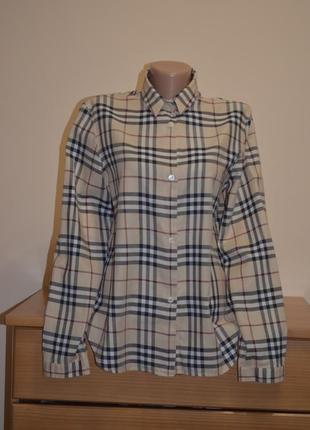 Рубашка burberry без торга