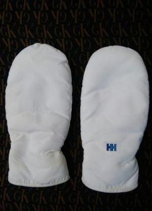 Перчатки, варежки helly hansen
