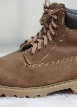 Ботинки демисезонные con air на утеплителе нат. кожа 44-45 разм