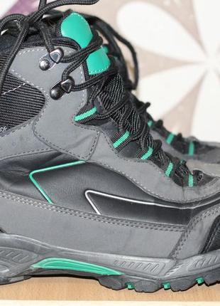 Ботинки термо trail force waterproof 38-39  разм