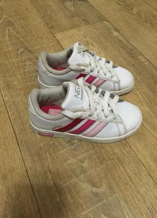 Детские кроссовки adidas neo