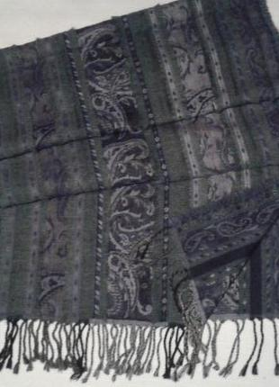 Шарф шаль палантин накидка + 170 шарфов и платков на странице