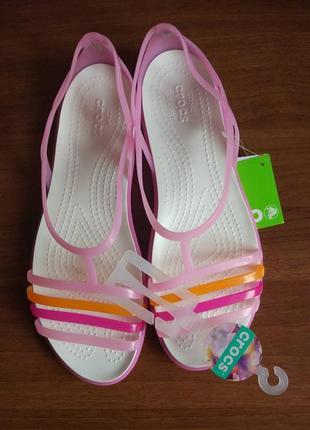 Сандалии crocs isabella sandal