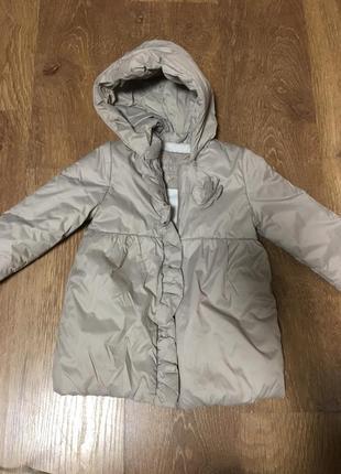 Зимняя куртка  mayoral 24 месяца