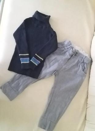 Набор штаны гольфик