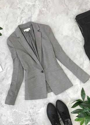 Базовый пиджак на одну пуговицу  jc1852060 h&m