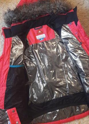 Куртка пуховик columbia omni-heat