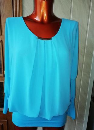 Роскошная итальянская блуза